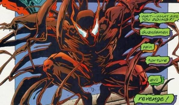 Hybrid marvel symbiote