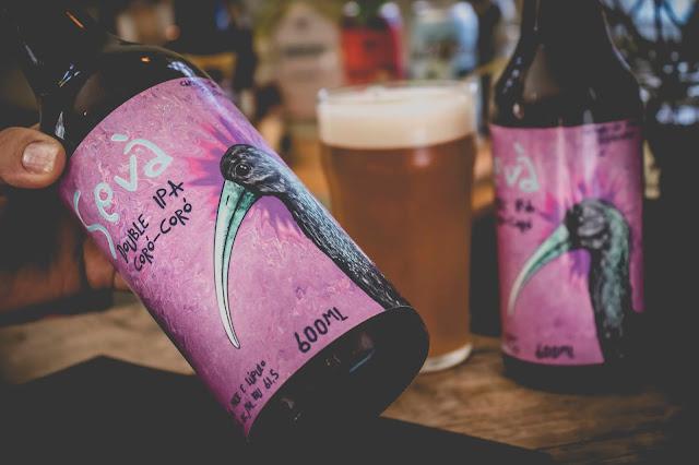 Cerveja Coró-Coró Double NEIPA