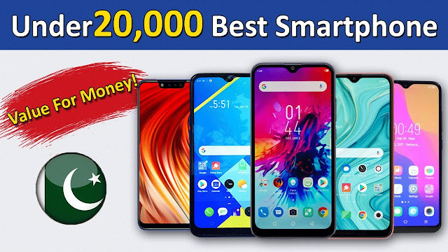 lowest price best Camera mobile phones under 20000 in pakistan 2020 list