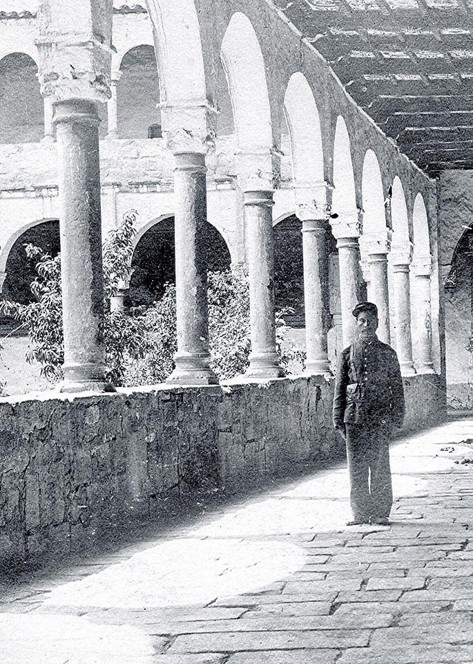 Portales del Convento de San Francisco