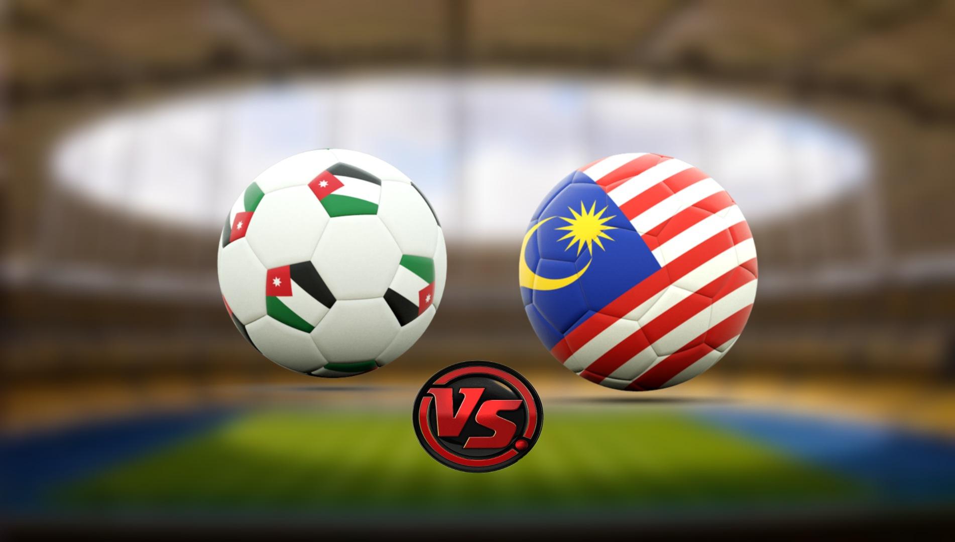 Live Streaming Jordan vs Malaysia Persahabatan Antarabangsa 6 Oktober 2021