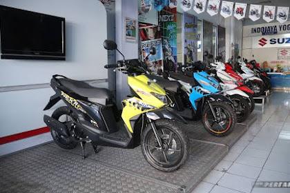 Kelebihan Dari Motor Suzuki Nex 2 Cross