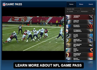 Watch NFL Live Streaming Options For FooTball Games