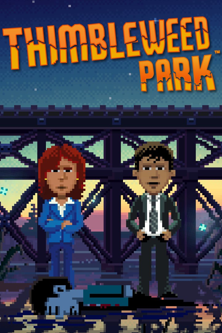Thimbleweed Park ESPAÑOL PC Full