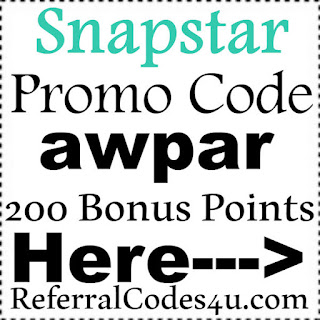 Snapstar App Promo Code 2020, Snapstar App Reviews, Snapstar Referral Code 2020