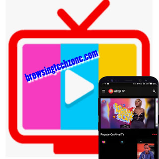 How to get airtel TV free data