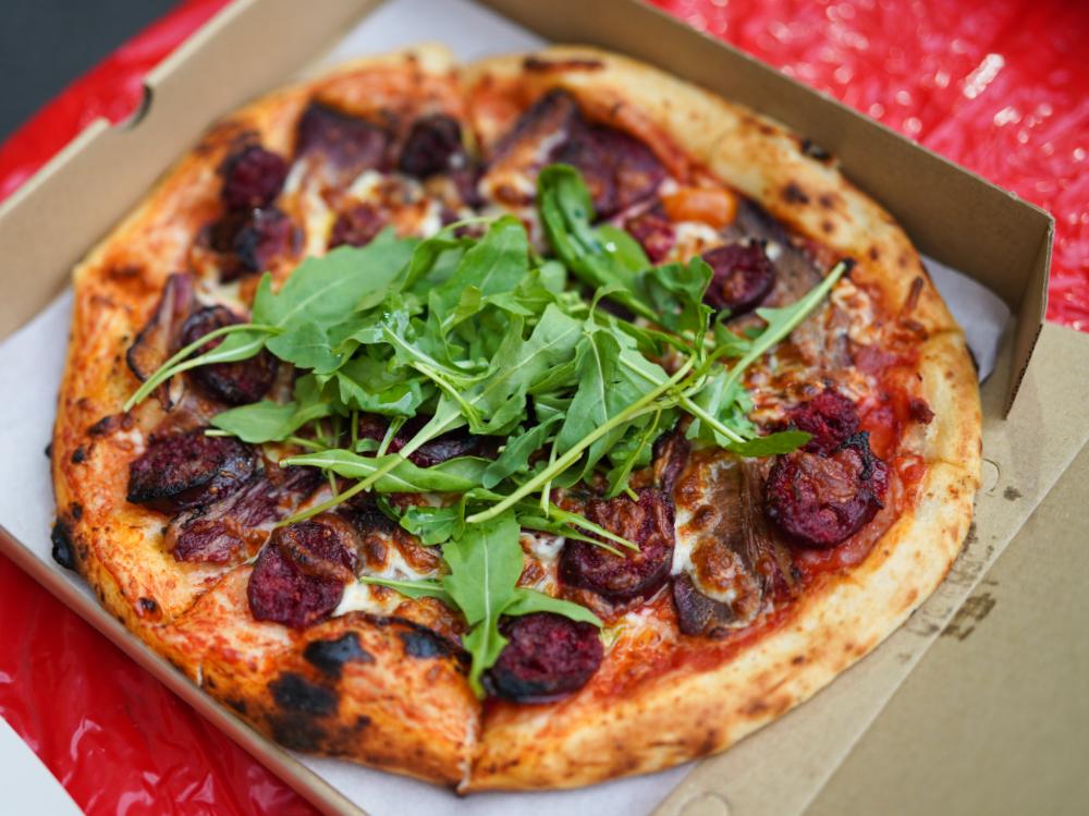 la strada pizza, desa melawati