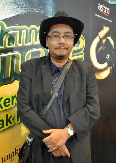 Komposer Datuk Adnan Abu Hassan telah meninggal dunia