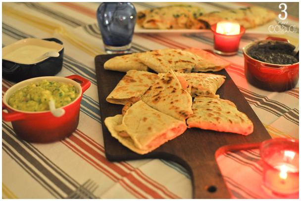 jantar mexicano ideias