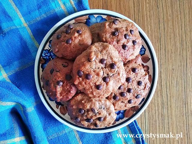 Ciasteczka pieguski wegańskie
