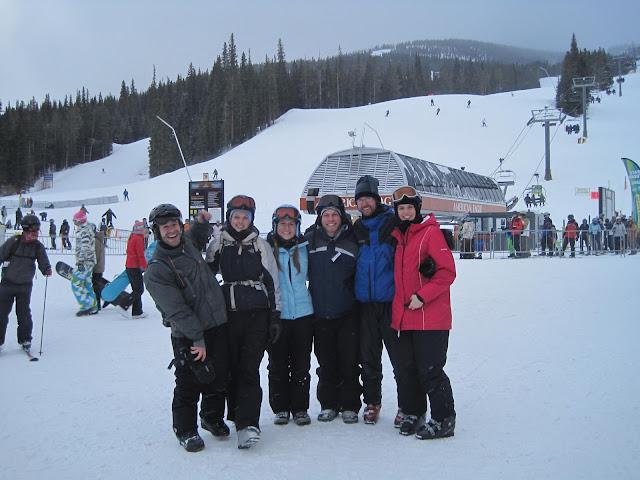 Copper Mountain Birthday Skiing