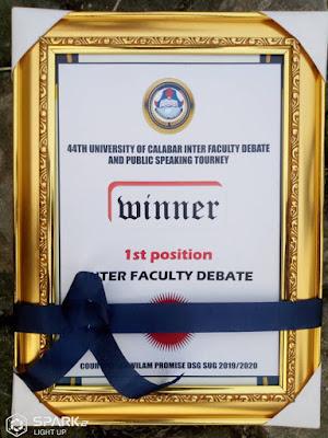 Faculty of Engineering wins SUG inter faculty debate