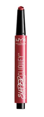 Rouge à lèvres mate Super Cliquey Dans le rouge NYX