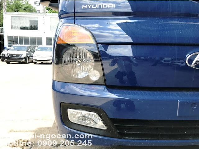 hyundai 1 tấn h100 Xe tải Hyundai 1 tấn H100 thùng lửng màu xanh Hyundai 1 tan h100 thung lung 2B 25283 2529