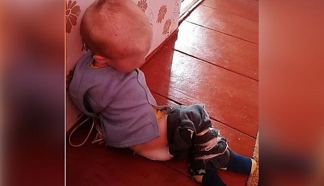 Под Омском многодетная мать жестоко издевалась ребенком подруги, которого взяла в плен из-за долга