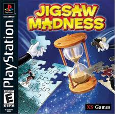 Jigsaw Madness - PS1 - ISOs Download