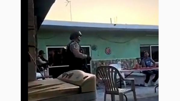En Veracruz, Fuerza Civil tortura y siembra armas a estadounidenses; ya los investigan