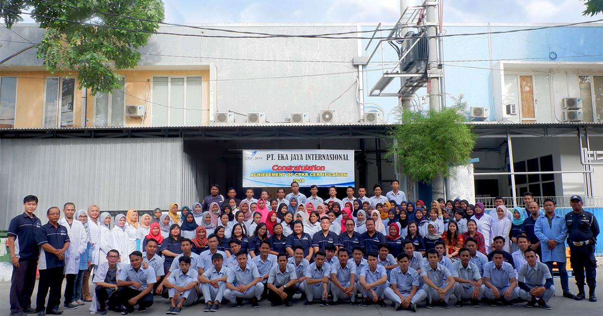 Lowongan Kerja Staff Purchasing Import Pt Eka Jaya Internasional Tangerang Info Loker Serang