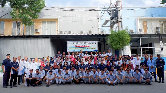 Lowongan Kerja Staff Purchasing Import PT Eka Jaya Internasional Tangerang