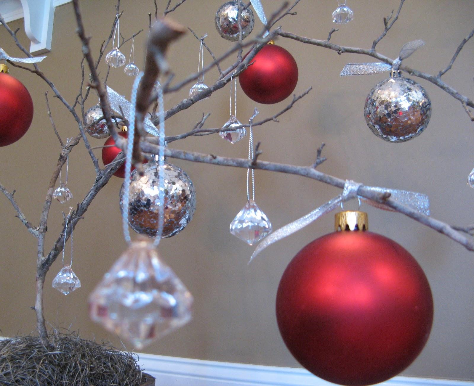 Susan Snyder: TREE BRANCH CHRISTMAS TREE