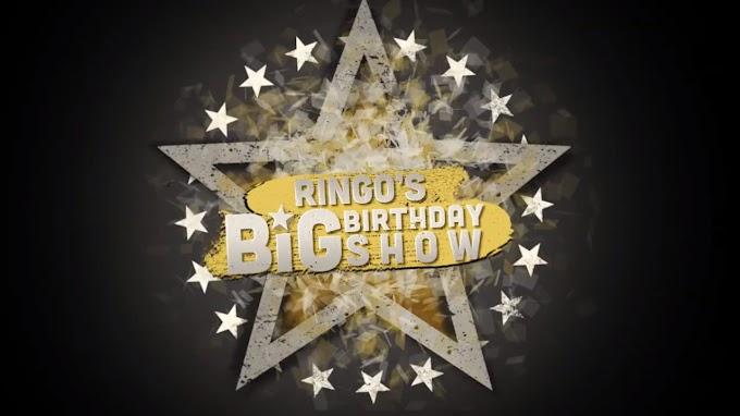 リンゴ・スター80歳 オンライン特番『Ringo Starr's Big Birthday Show!』でポール・マッカートニーとの共演映像を公開