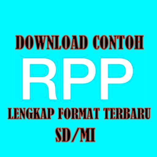 Download Contoh RPP SD/MI Lengkap Format Terbaru