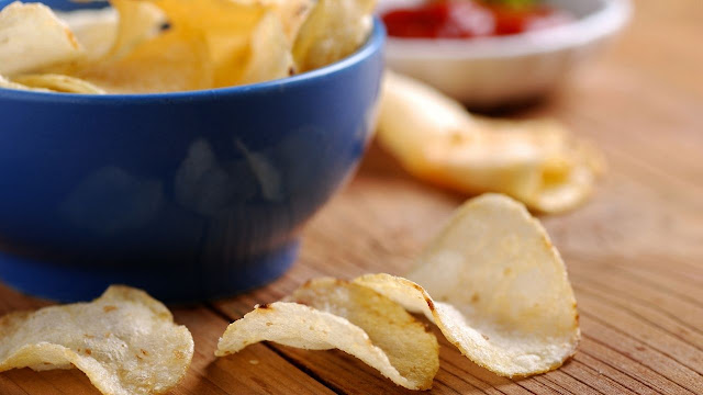 Are Potato Chips Bad For Dogs?
