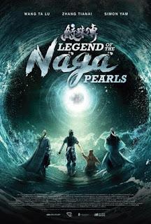 Legend of the Naga Pearls - Legendado