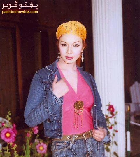 Pashto Film Heroine Sehar Khan Old Photos