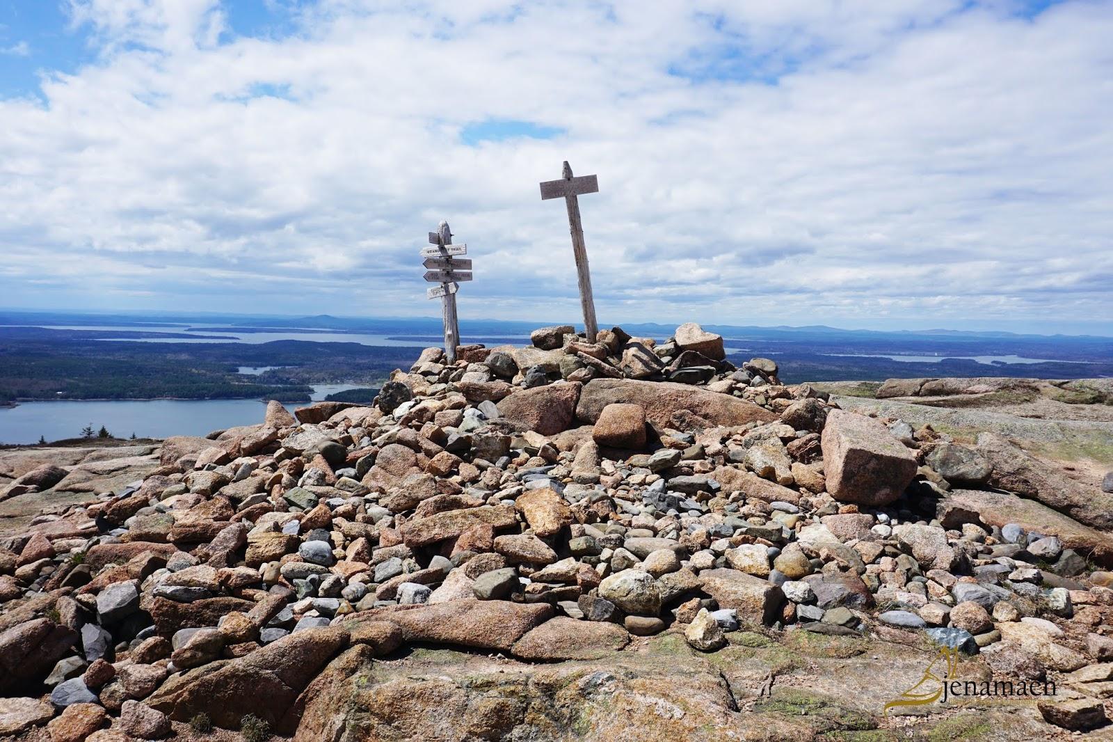 Summit of Mt. Sargent