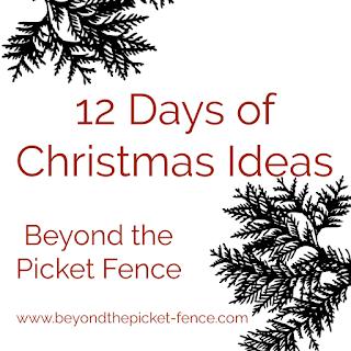 12 Days of Easy Christmas Ideas