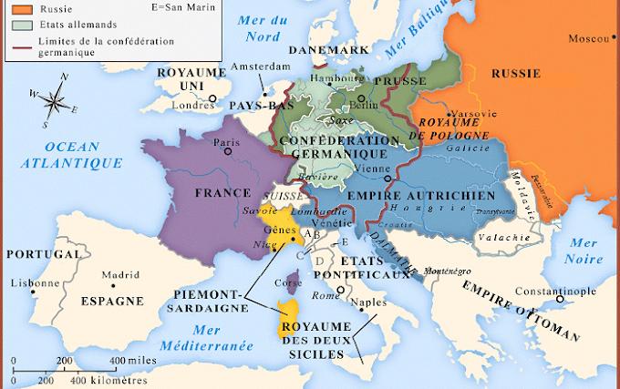 1829: Όταν η Γαλλία ήθελε Ελλάδα με πρωτεύουσα Κωνσταντινούπολη και Ολλανδό βασιλιά