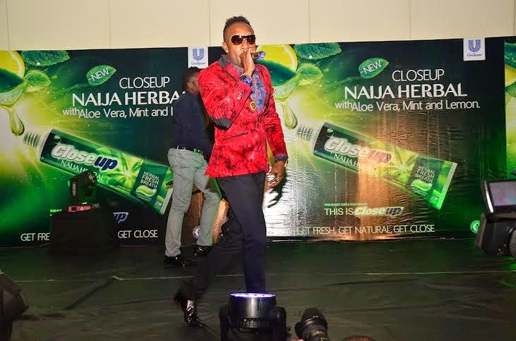 21 The CloseUp Naija Herbal Gel Launch Event