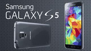 Samsung Galaxy S5, Smartphone Canggih Dengan Fitur Sidik Jari