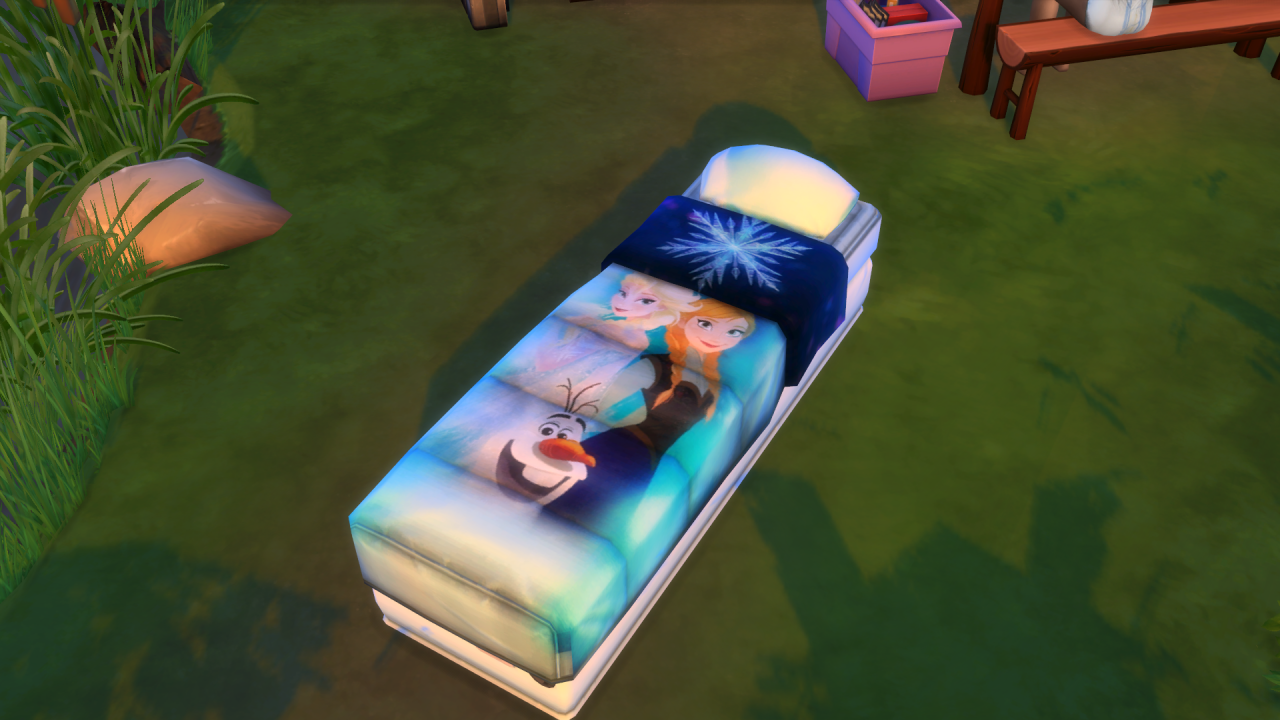 My Sims 4 Blog Inflatable Bed Recolors By Simifymecaptain