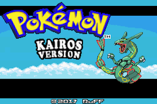 pokemon kairos