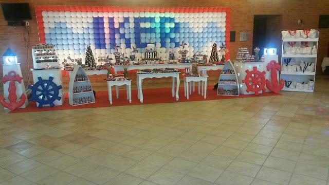 1000 ideas para tu cumple ideas de decoraci n de fiesta for Decoracion nautica infantil