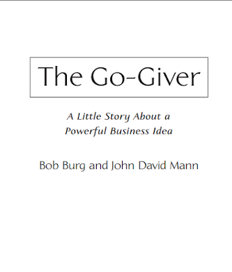 Download The Go Giver By Bob Burg and John David Mann In Pdf