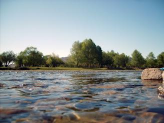 Fresh Water Terelj River, photo by Martin Vorel