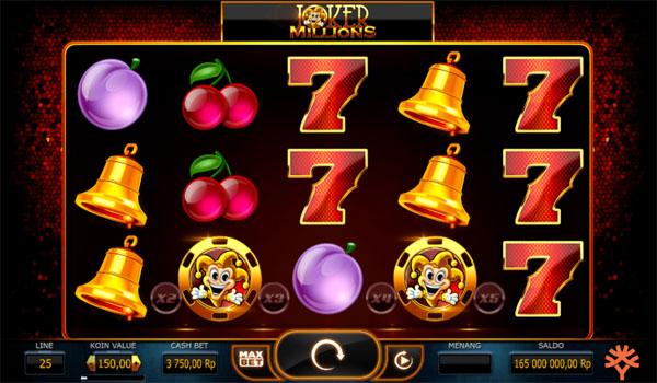 Main Gratis Slot Indonesia - Joker Millions Yggdrasil