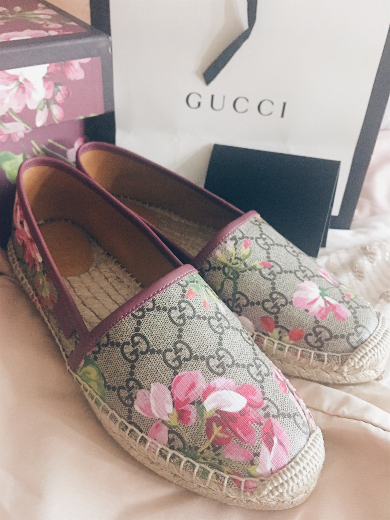 c2c23597e30 Gucci Bloom Espadrilles   Luxury Review