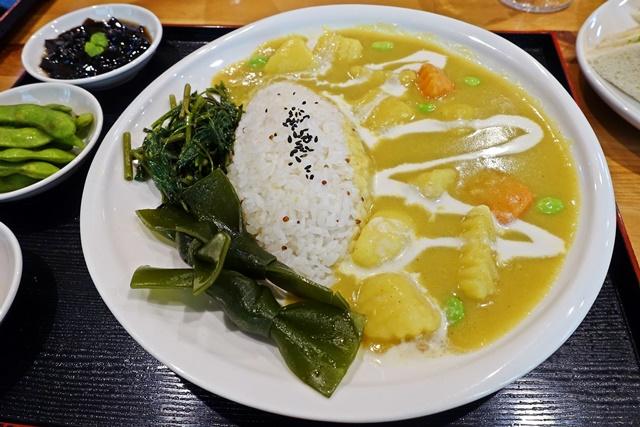 椰香咖哩飯