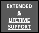 Extended & Lifetime Support