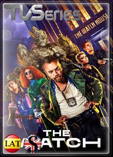 The Watch (Temporada 1) WEB-DL 1080P LATINO/INGLES