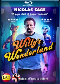 Willy's Wonderland (2021) REMUX 1080P LATINO/INGLES