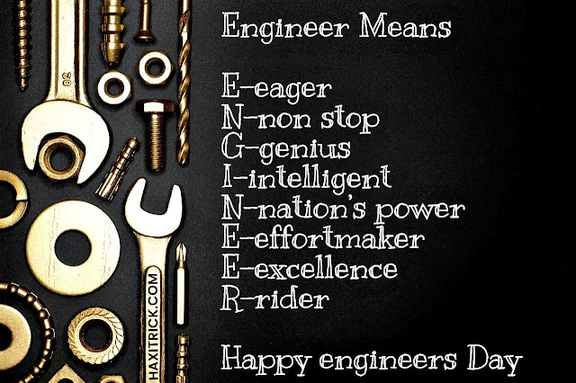 Engineer Meaning Full Form English Picture