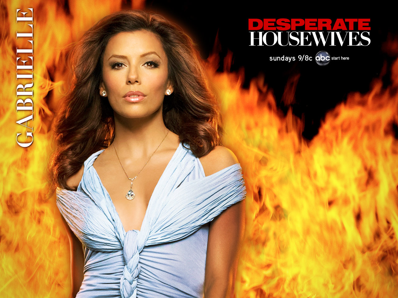 Desperate housewives eva longoria amp under her dress