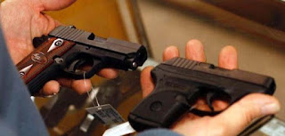 Penjual Senjata Api Ilegal Dibekuk di Kabupaten Sidrap