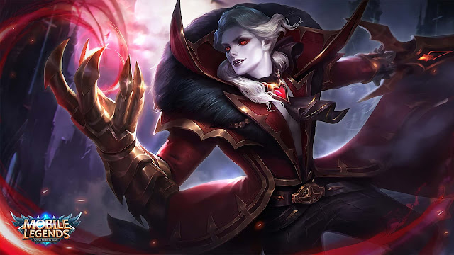 Wallpaper Skin Epic Alucard - Child of the Fall
