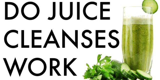 Does Juice Cleanses Really Work?